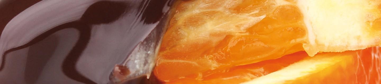 Frutas de Aragón sin gluten